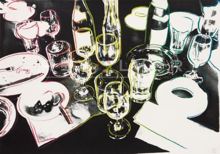 Screenprint Warhol - After The Party (Fs Ii.183)