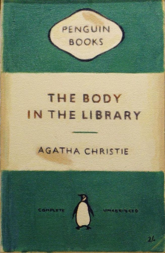 No Technical Hannah - Agatha Christie - The Body in the Library