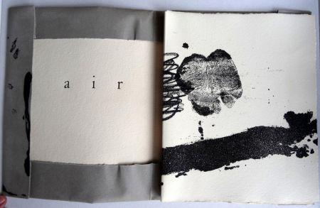 Illustrated Book Tapies - Air - Tàpies André Du Bouchet - Maeght