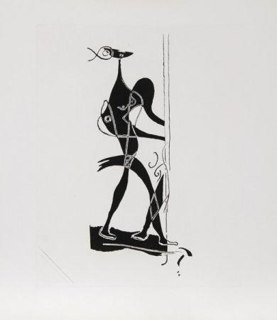 Etching Braque - Ajax