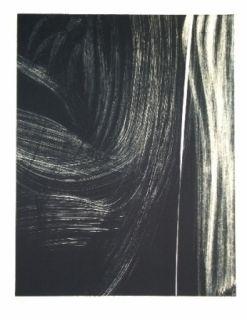 Lithograph Hartung - AL 3