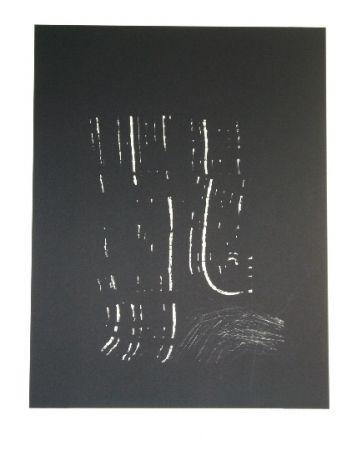 Lithograph Hartung - AL 4