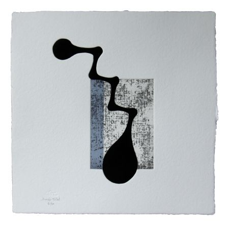 Etching And Aquatint Baroja-Collet - Alambique III