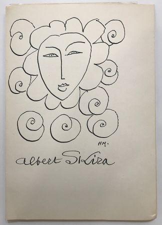 Illustrated Book Matisse - Albert Skira - Vingt ans d'activité (1948)