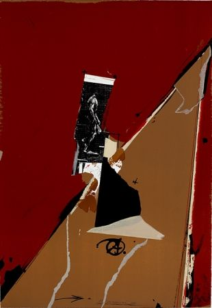 Lithograph Velickovic - Album n°6 (II)