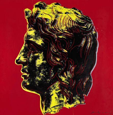 Screenprint Warhol - Alexander The Great (FS II.292)