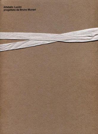 Illustrated Book Munari - Alfabeto Lucini