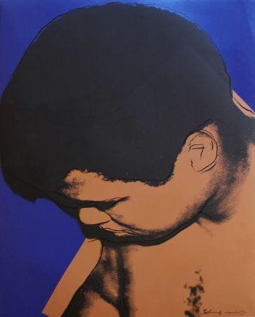 Screenprint Warhol - Ali #180