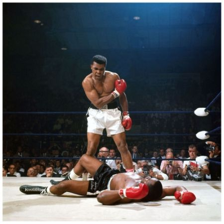 Photography Leifer - Ali vs. Liston