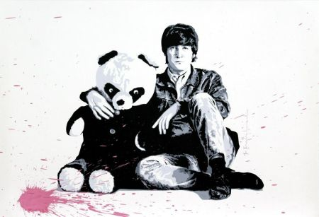 Multiple Mr Brainwash - All You Need Is Love