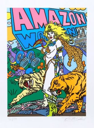 Lithograph Erro - Amazon