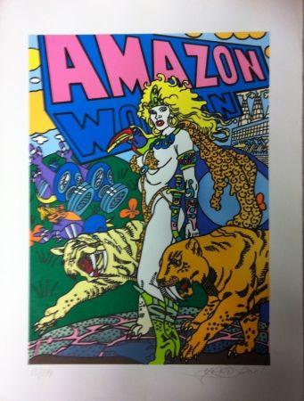 Lithograph Erro - Amazone