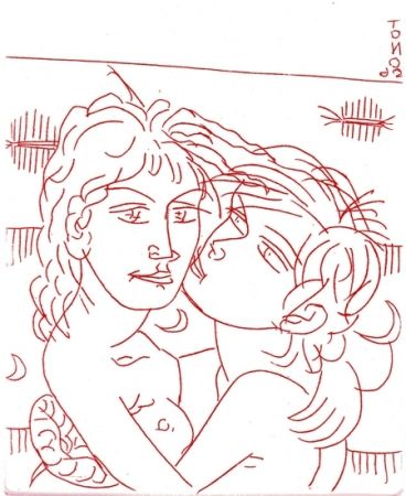 Illustrated Book Zancanaro - Amen. Per una donna. Per Euridice