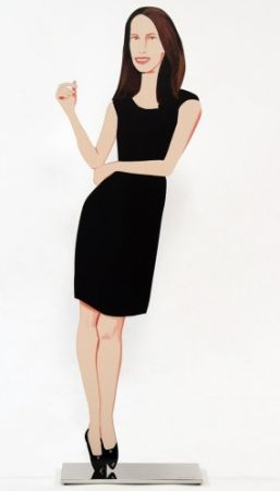 Multiple Katz - American Christy (from Black Dress cut-out series)
