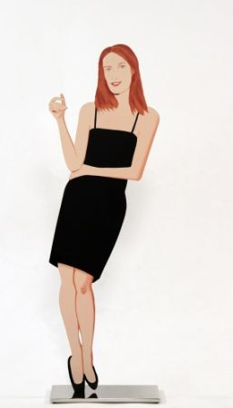 Multiple Katz - American Sharon (from Black Dress cut-out series)