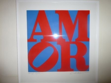 Etching And Aquatint Indiana - Amor