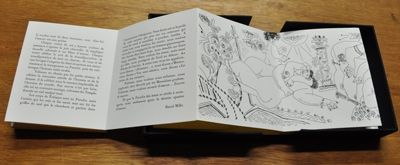 Illustrated Book Tobiasse - Amour couleur de psaumes