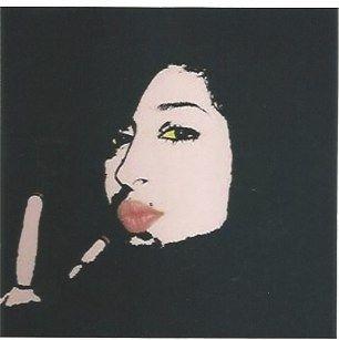 Screenprint Fino Ford - Amy Winehouse