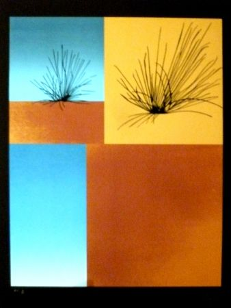 Screenprint Aguade - Analitica 7