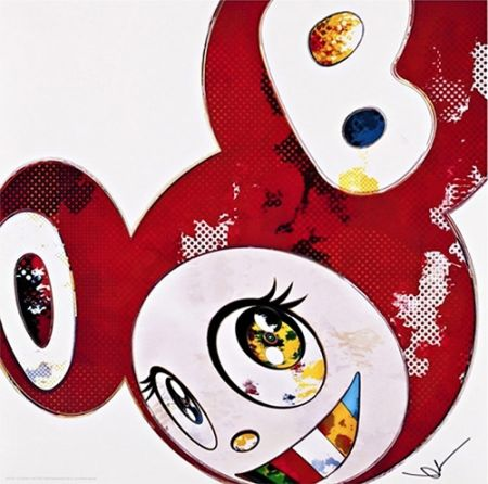 Offset Murakami - And Then - Red Mr DOB