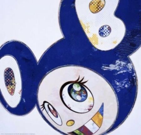 Lithograph Murakami - And then ... all thing good and bad