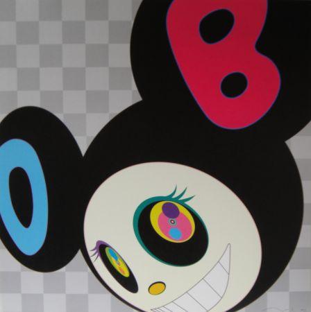 Offset Murakami - AND THEN Ichimatsu Pattern