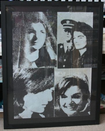 Screenprint Warhol - Andy Warhol Jacqueline Kennedy III (F. & S. II.15)