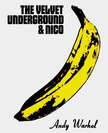 Lithograph Warhol - Andy Warhol 'The Velvet Underground & Nico' 1967 Plate Signed Original Pop Art Poster