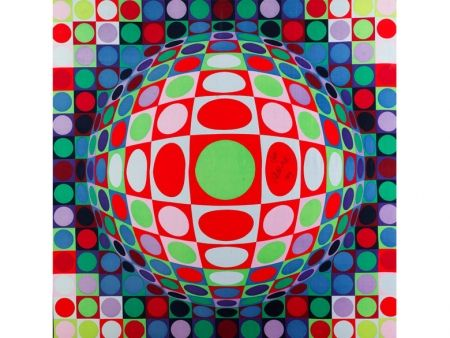 No Technical Vasarely - Annet-sur-Marne