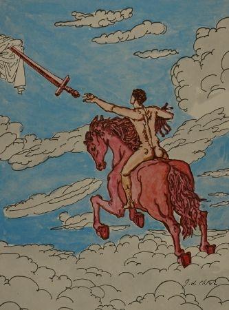 Illustrated Book De Chirico - Apocalisse