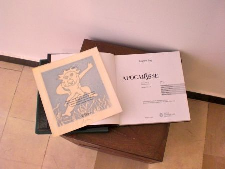 Illustrated Book Baj - Apocalisse