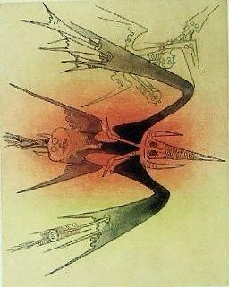 Illustrated Book Lam - Apostroph' Apocalypse