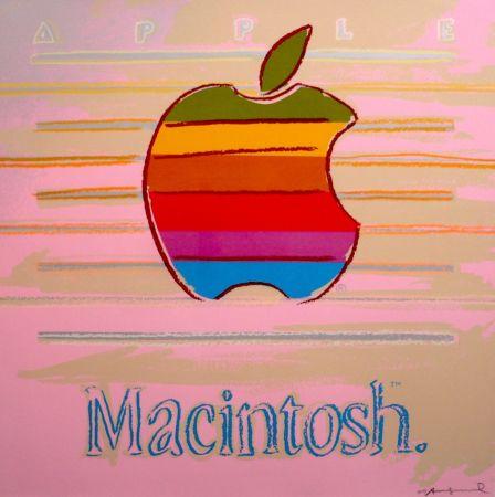 Screenprint Warhol - Apple Macintosh FS II.359