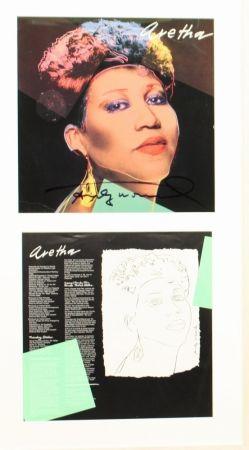 Multiple Warhol - Aretha