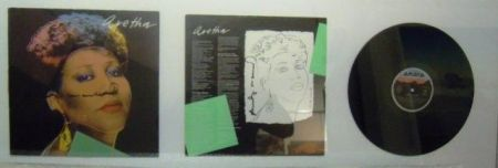 Multiple Warhol - Aretha Franklin. Aretha