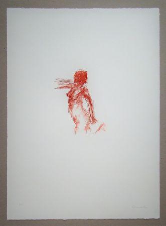 Lithograph Garache - Argolette Claire