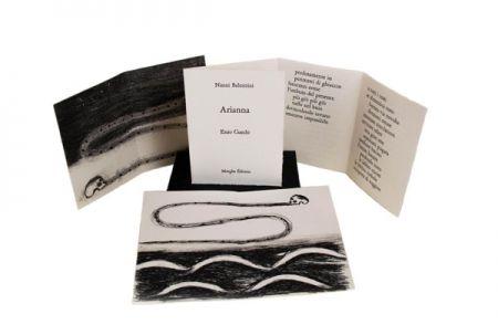 Illustrated Book Cucchi - Arianna