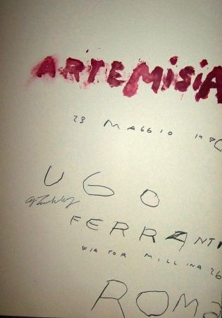 Poster Twombly - Artemisia