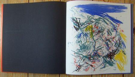Lithograph Jorn - ASGER JORN 4 colourlithographs
