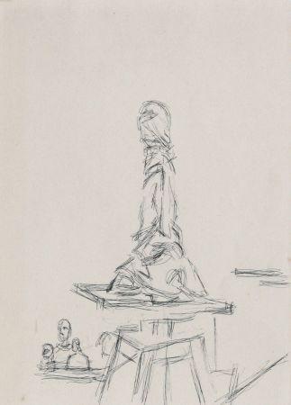 No Technical Giacometti - Atelier À La Sellette