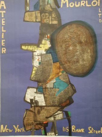 Poster Esteve - Atelier Mourlot - New York