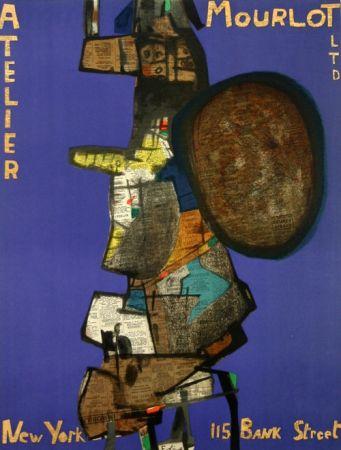 Lithograph Esteve - Atelier Mourlot New York