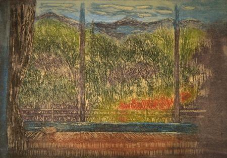 Etching Steinhouse - Au Bord des Saisons