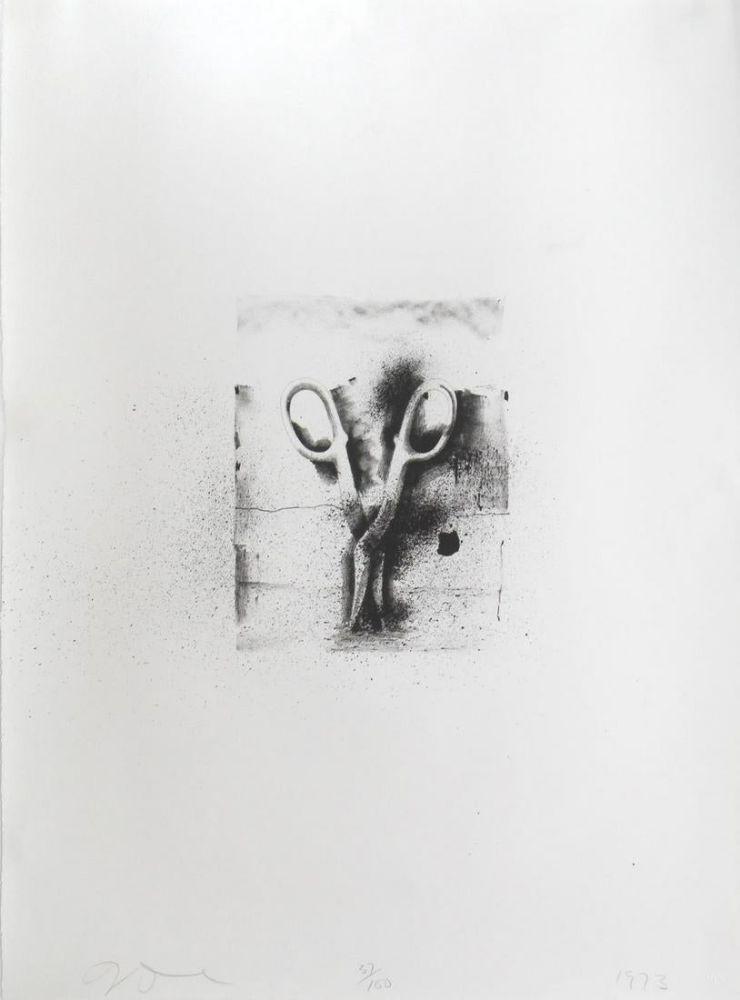 Lithograph Dine - Aus