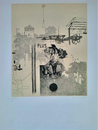 Engraving Ferroni - Autobiografia n.. 3