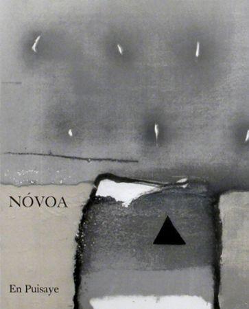 Illustrated Book Nóvoa - Autopsie d'un tableau