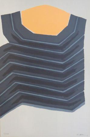 Lithograph Ubac - AVL Zurich