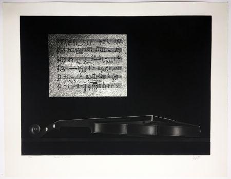 Mezzotint Avati - Ballade et Violon (1964)