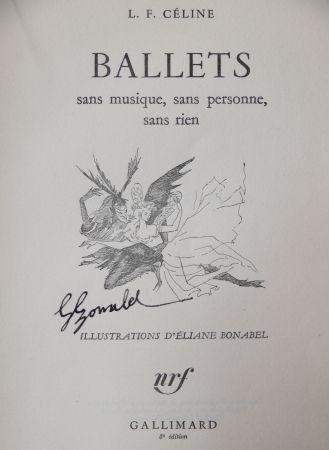Illustrated Book Bonabel -
