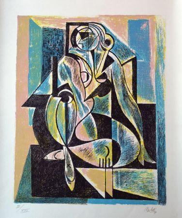 Lithograph Carletti - Balletti 3